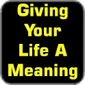 Giving Your Life A meaning icon