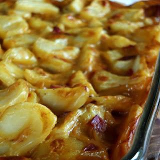 """Cheesy"" Potato Casserole (Dairy-Free, AIP option)"