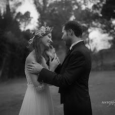 Wedding photographer Antonio Passiatore (passiatorestudio). Photo of 06.10.2018