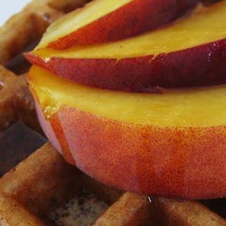 Cinnamon Belgian Waffles