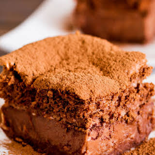 Chocolate Magic Cake.