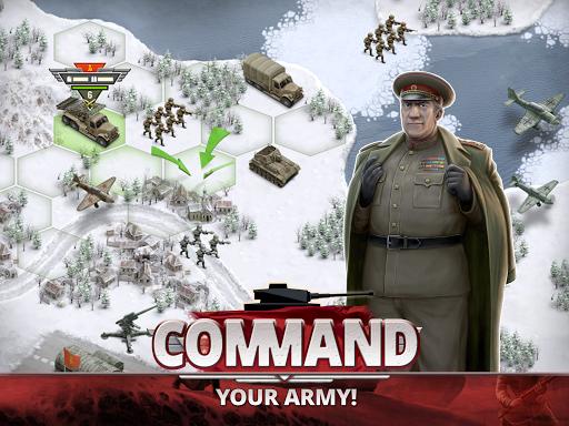 1941 Frozen Front - a WW2 Strategy War Game 1.12.4 screenshots 8
