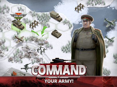 1941 Frozen Front – a WW2 Strategy War Game Apk Download For Android and Iphone 8