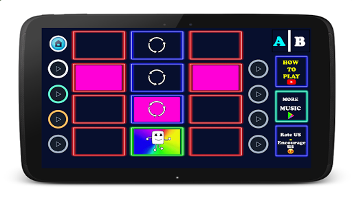Marchmello Launchpad - EDM Dj beat mixer apkdebit screenshots 9