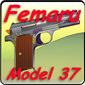 Femaru M37 pistol explained