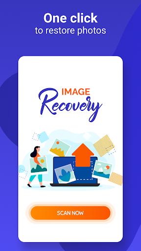 Recover deleted photos, Photo backup screenshot 1
