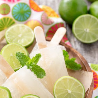 Moscow Mule Popsicle