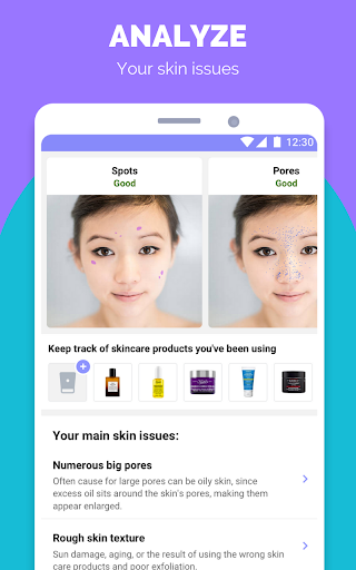 TroveSkin: Your Skincare Coach 6.20 screenshots 2