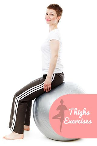 Thighs Exercises