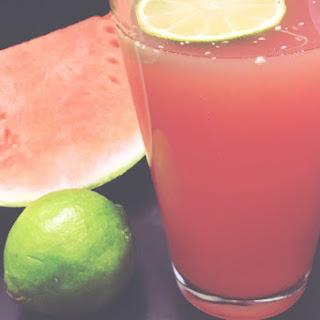 Watermelon Lime Iced Tea.