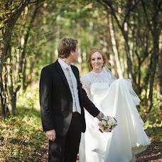 Wedding photographer Anastasiya Rusaleva (Anastasia). Photo of 14.10.2015