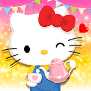 Hello Kitty Traum Cafe