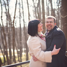 Wedding photographer Olga Klevakina (AuraOVK). Photo of 03.05.2014