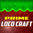 Prime 3D Loco Craft: Best Adventure and Survival icon