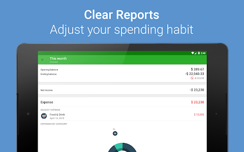 Money Lover - Expense Manager vandroid-2.5.125