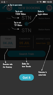 IRCTC Rail Connect – for RAIL SAARTHI App Download For Android 1