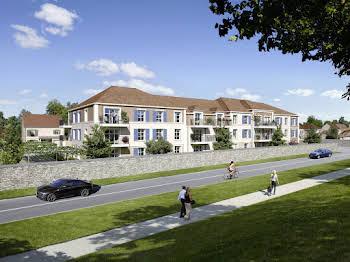 Appartement 3 pièces 62,56 m2