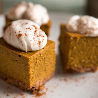 Paleo Pumpkin Pie Bites