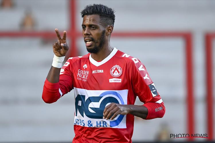 KV Kortrijk-aanvaller spreekt vertrekwens nu ook uit... Tegen Genk niet meer in de selectie?