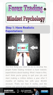 Forex Trading Mindset Psychology - náhled