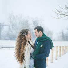 Wedding photographer Yuliya Popova (Julia0407). Photo of 20.12.2016