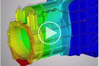 Interactive Physics in ANSYS Discovery Live