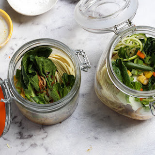 Homemade Pot Noodles