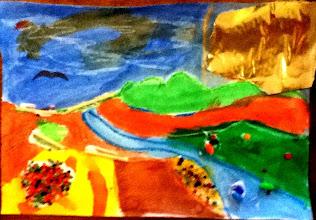 Photo: finished profile-landscape
