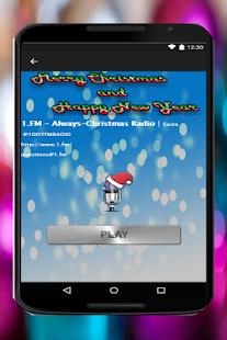 Christmas Radio. Christmas Music Radio Online - náhled