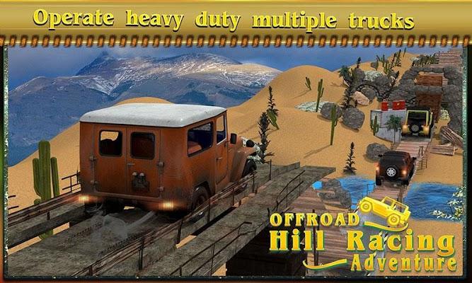 Offroad Hill Racing Adventure - screenshot