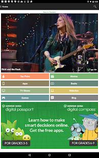 Common Sense Media Screenshot 6