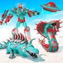 Anaconda Robot Transform Wars icon
