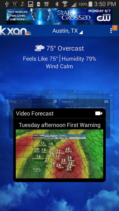 Kxan Traffic Map.Kxan Weather Apps On Google Play
