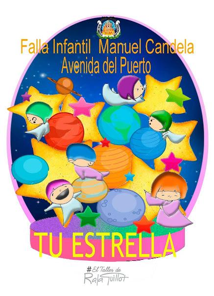 Bocetos falla Dr Manuel Candela - Avda del Puerto.