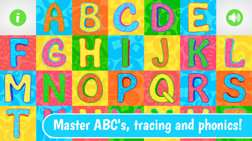 ABC – Phonics and Tracing from Dave and Ava 1.0.35 screenshots 1