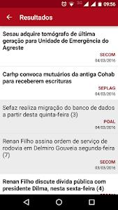 Agência Alagoas screenshot 4