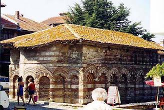 Photo: Nessebar, middeleeuws Byzantijnse kerkje | Mediaeval Byzantine church.  www.loki-travels.eu