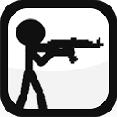 One Gun & Stickman