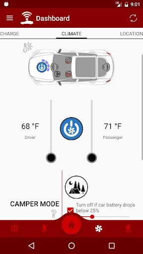 玩免費遊戲APP|下載Dashboard for Tesla app不用錢|硬是要APP