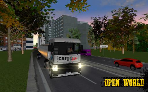 Truck Simulator: Russia android2mod screenshots 1