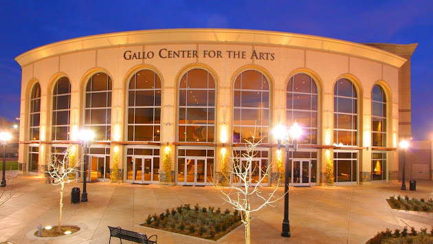 Image result for gallo center for the arts