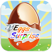 Eggs Surprise For Kids