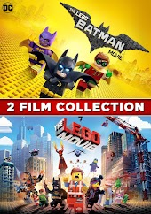 The LEGO Batman Movie/The LEGO Movie 2 Film Collection