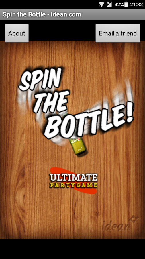 Spin the Bottle- screenshot