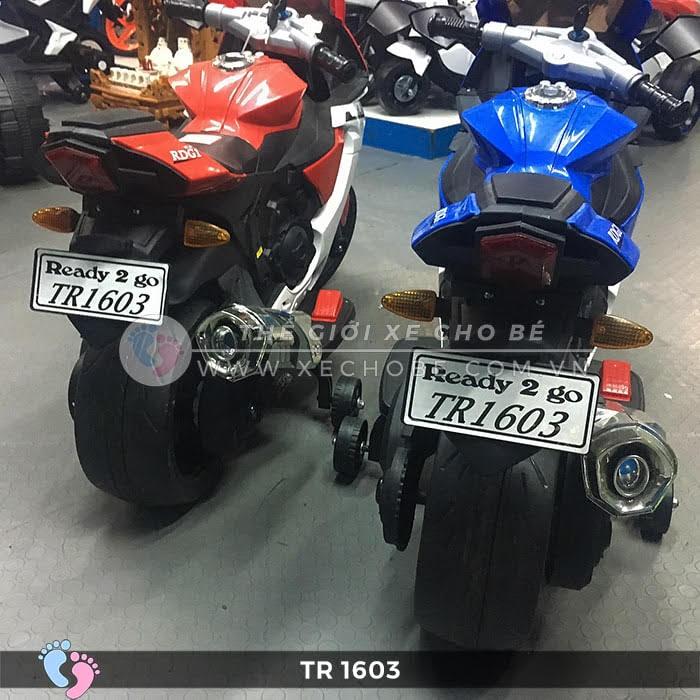 Xe moto điện thể thao Yamaha TR1603 9