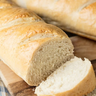 Perfect Homemade French Bread.