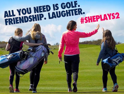 Golf taster day for ladies
