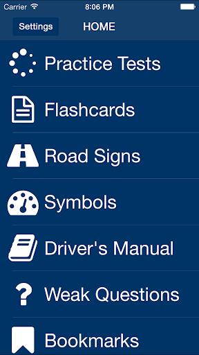 Massachusetts DMV Permit Test