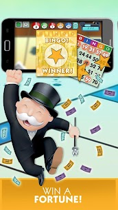 MONOPOLY Bingo! App Download For Android and iPhone 4
