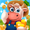 Idle Farming Village -TownShip Frenzy  Farm Tycoon icon